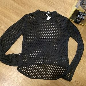 DIVIDED Knit Sweater